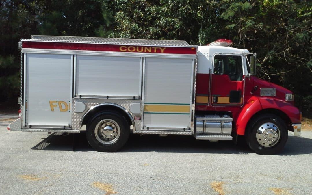 2007 Kenworth Rescue (PFA0163)-SOLD