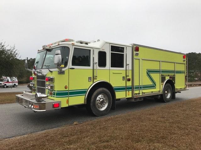 2004 Pierce Rescue Pumper (PFA0162)