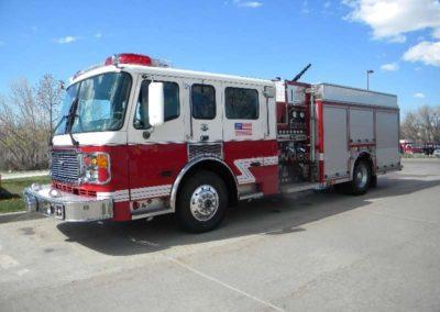 PFA0169 2005 American LaFrance Rescue Pumper