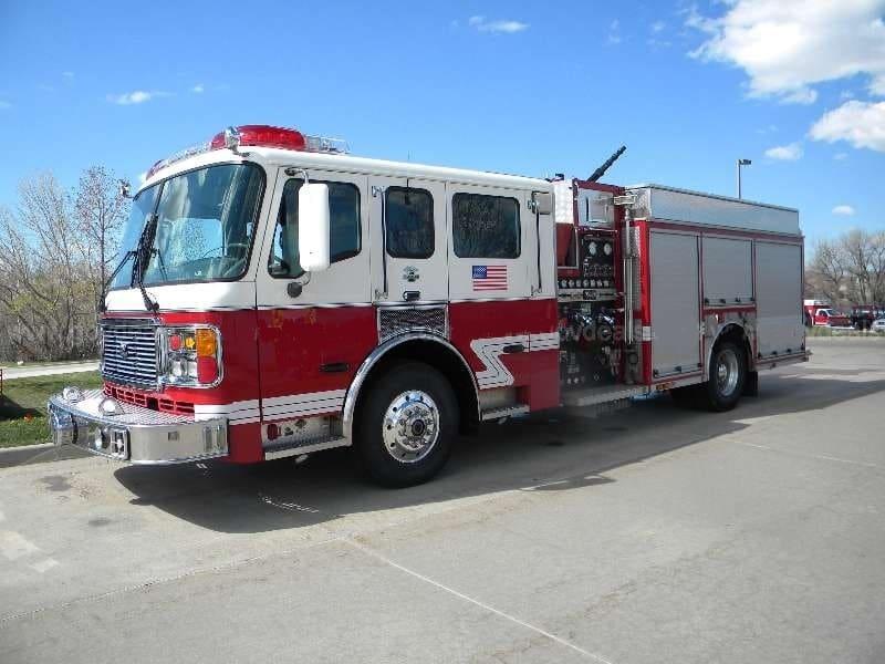 2005 American LaFrance Rescue Pumper (PFA0169)
