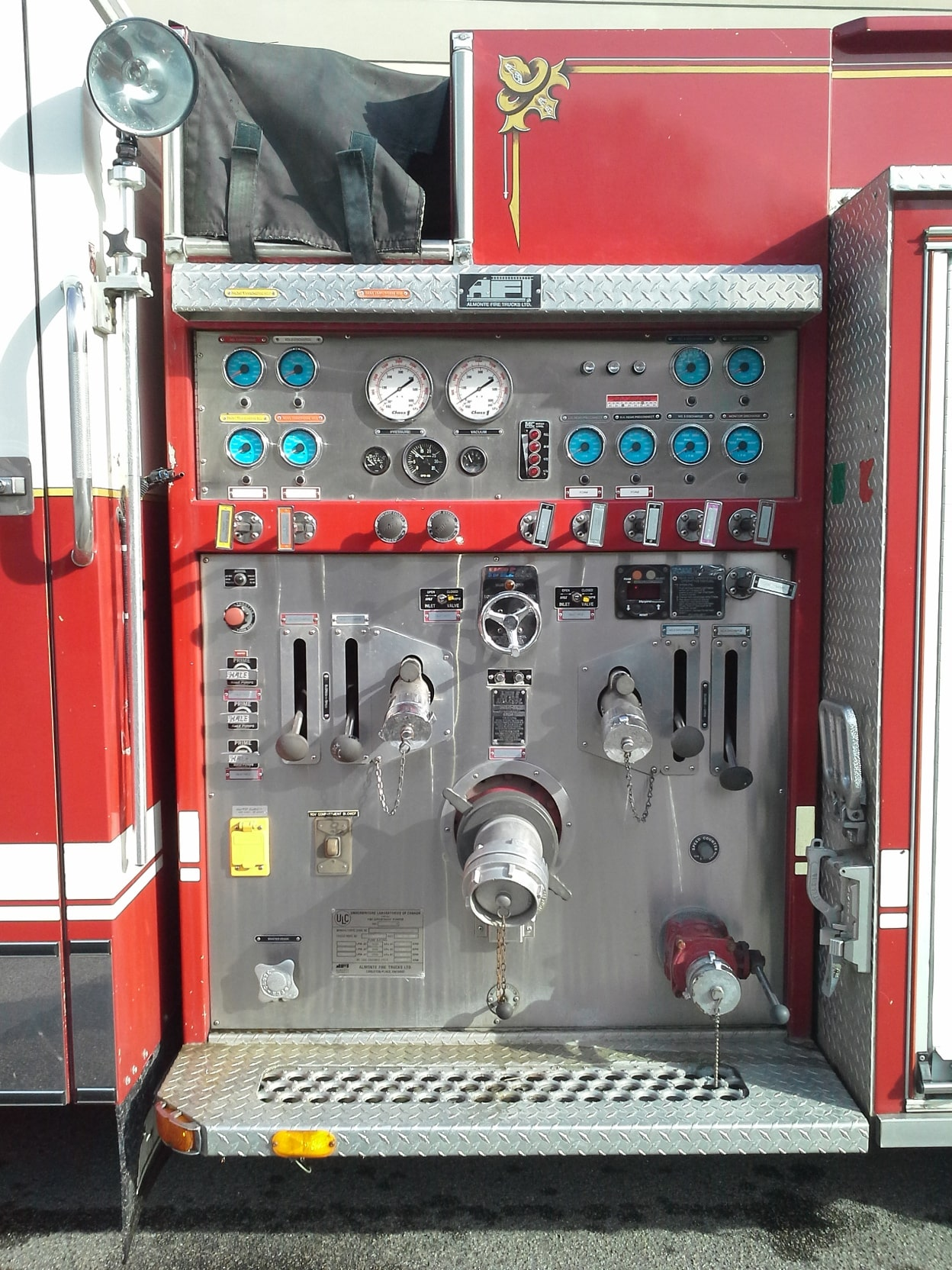 Spartan Fire Pump Diagram Data Schema Engine Centrifugal Cutaway 1995 Pumper Bpfa0147 On Hold Palmetto Hale