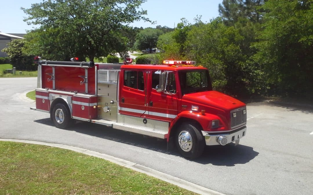 2000 E-One Freightliner Pumper (PFA0151)-SOLD