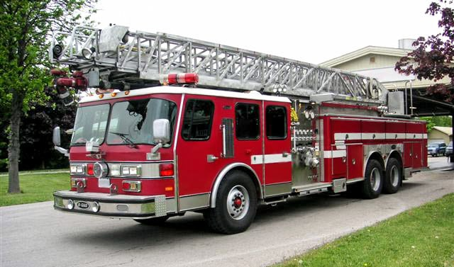 1992 E-ONE Aerial Ladder (BPFA0109)