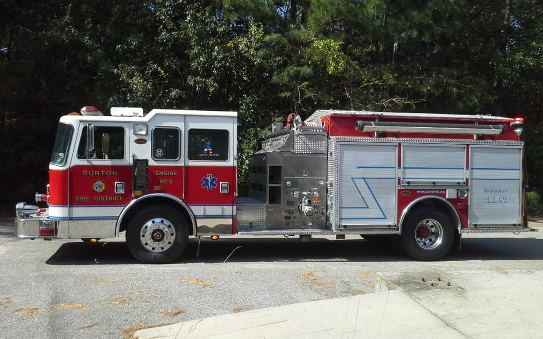 BPFA0167 1999 KME Rescue Pumper