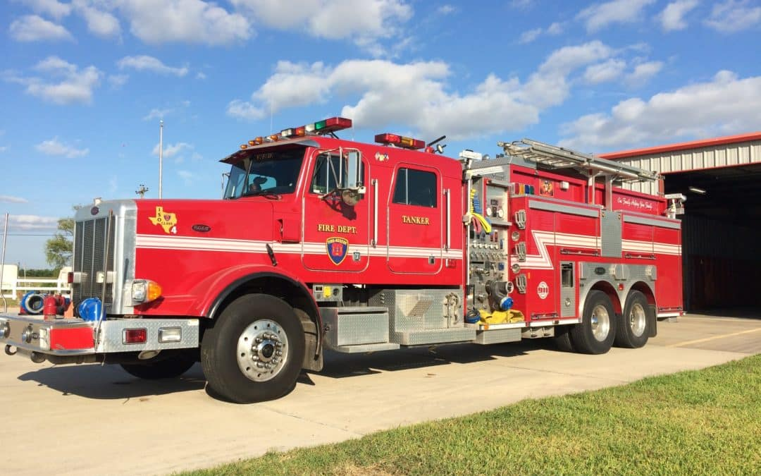 2001 E-One Pumper Tanker (PFA0173)