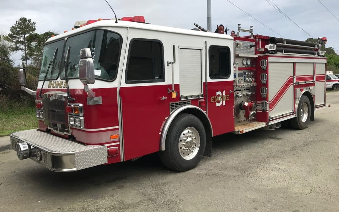 2004 E-One Custom Pumper Tanker (PFA0183)