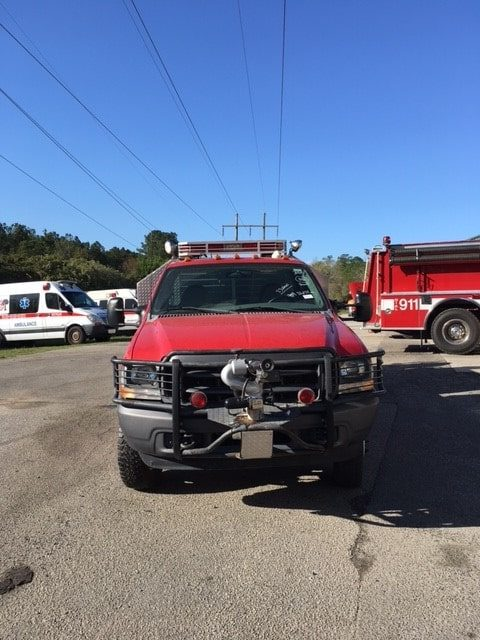 2002 F-550 4×4 Brush Truck (PFA0181)
