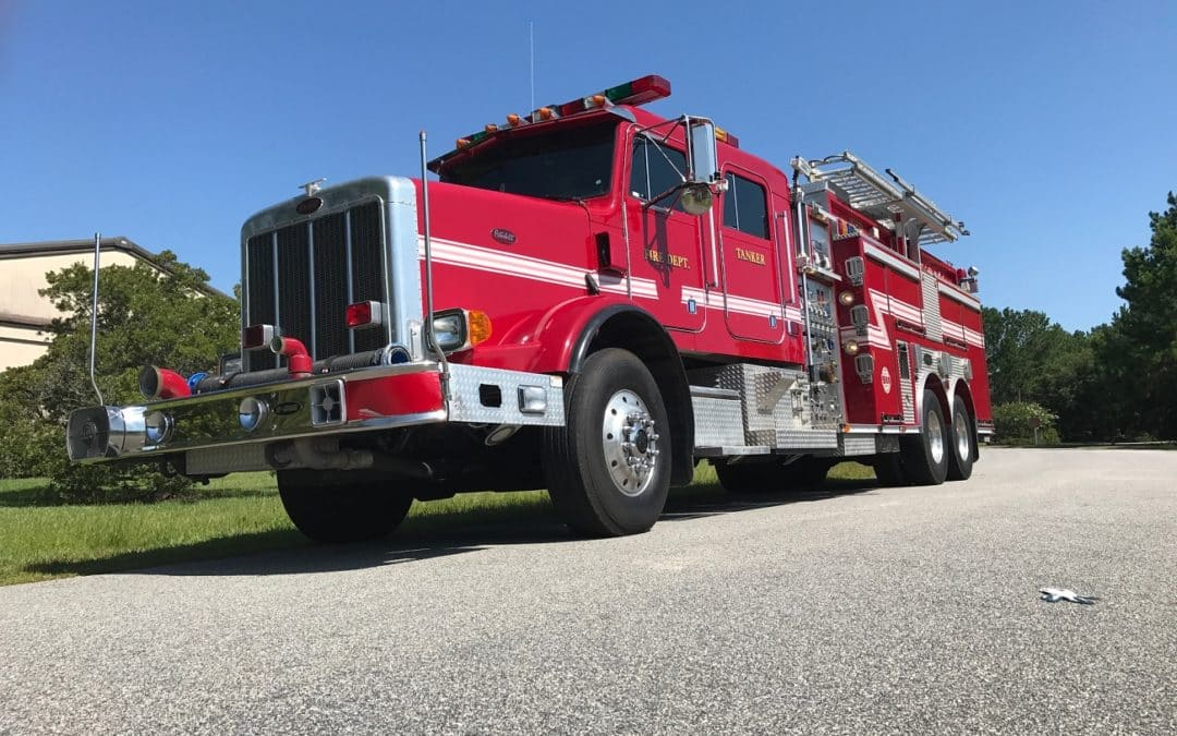 2002 E-One Peterbilt Pumper Tanker–PFA0184 COMING SOON
