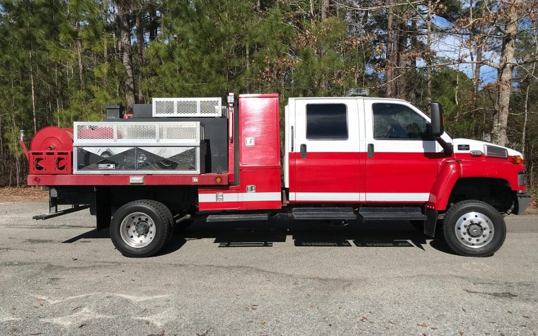 Brush Truck Archives - Palmetto Fire Apparatus