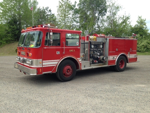 1989 Pierce Arrow Pumper (PFA0194)-Coming Soon