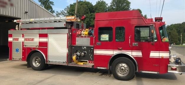 2003 Smeal Rescue Pumper (PFA0191) SOLD