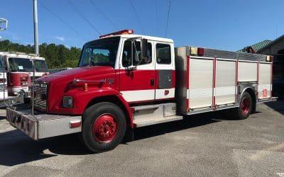 PFA0186 2000 Central States/Freightliner Pumper/Rescue/Squad