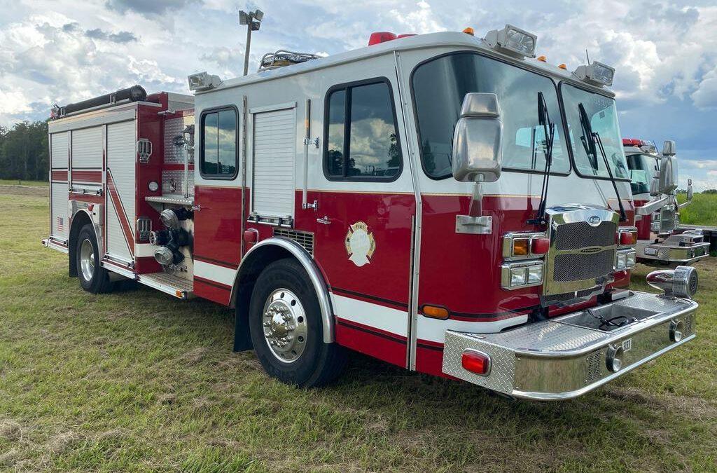 PFA0210 2006 E-One Rescue Pumper – SOLD